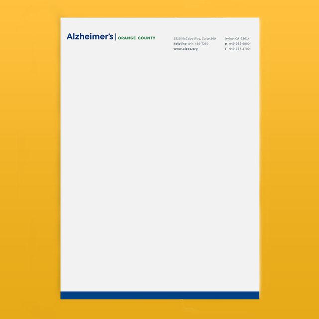 Letterhead 8.5x11 Blank Sheets