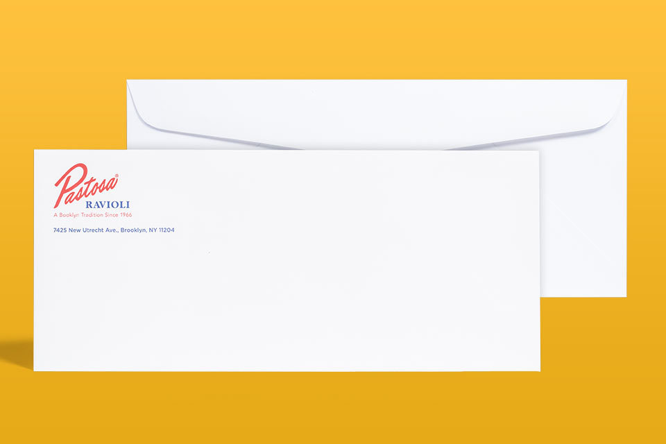 "#10 Envelope ( No-Bleed ) 4.125"" x 9.5"""