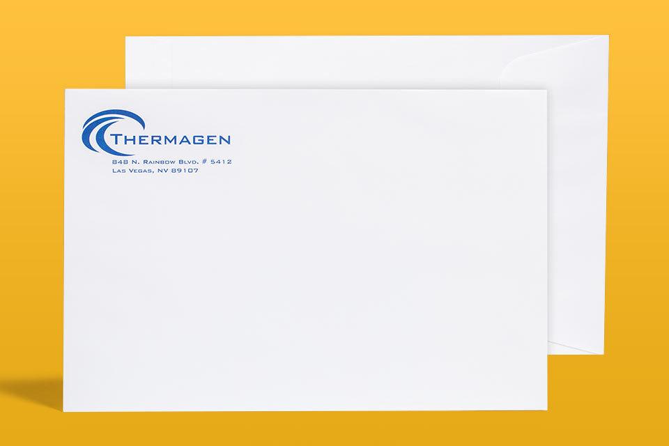 "6"" x 9"" Envelope ( No-Bleed ) Catalog Style"