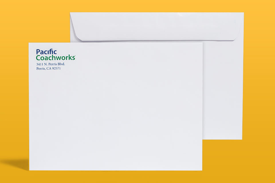 """9"""" x 12"""" Envelope ( No-Bleed ) Booklet Style"""