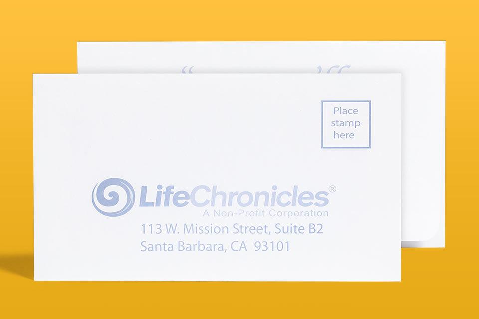 """6 1/2 Remit Envelope ( No-Bleed ) 3.5"""" x 6.25"""""""
