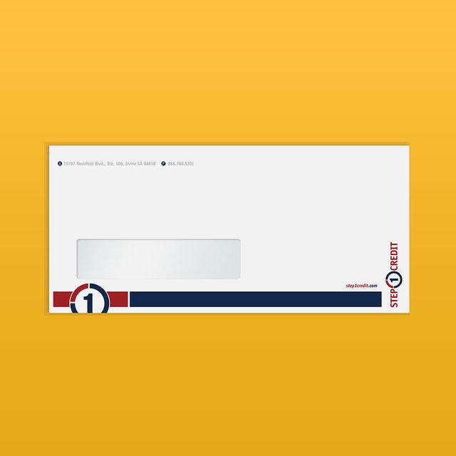 #10 Envelope with Window