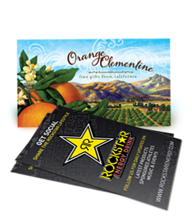 Order premium quality full color business cards online standard bc 35x2 reheart Images