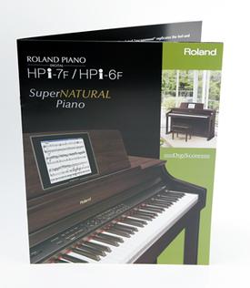 Roland catalog