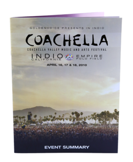 Coachella event sum catalog