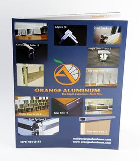 Aluminum catalog