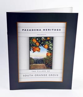 Pasadena heritage catalog